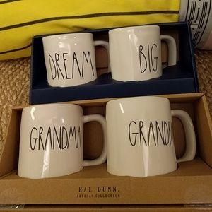 NIB Rae Dunn cute big mug set - Pick 1